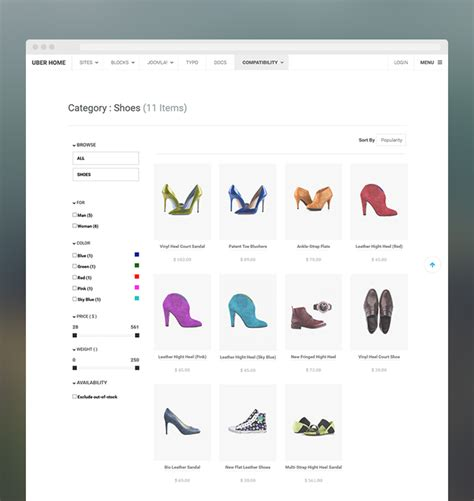 template joomla uber is your online store mobile friendly yet