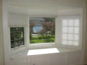 Curtains for a bay window home improvement bay window blinds