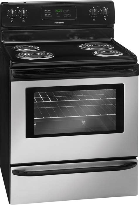 "Frigidaire FFEF3015LM 30"" Freestanding Electric Range with"