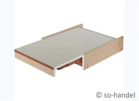ausziehbare arbeitsplatte hailo rapid einbau ausziehtisch ausziehbare arbeitsplatte