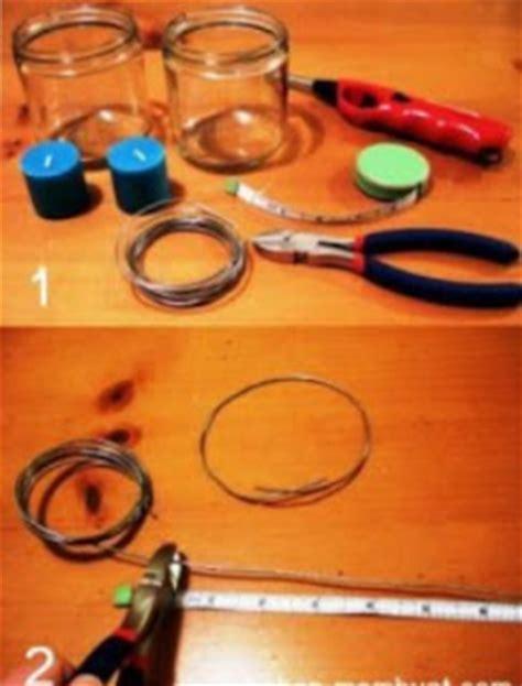 Pemotong Kaca Sederhana pemanfaatan dan daur ulang limbah lion dari kaleng
