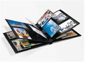 umbra photo album cards and papercrafting pop up photo album card