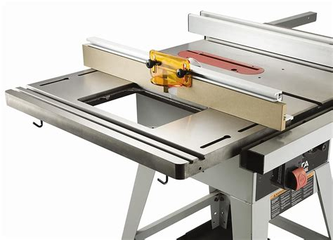 stop cast iron router table woodworking talk