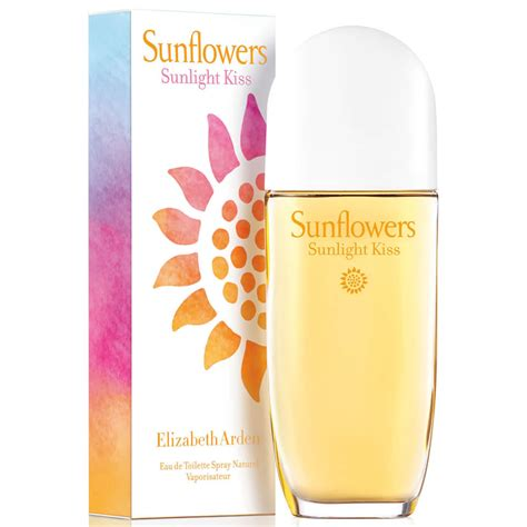 best elizabeth arden perfume elizabeth arden sunflowers sunlight eau de toilette
