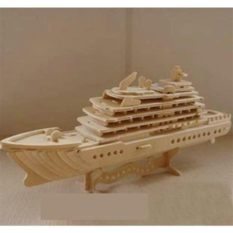 Mainan 3d Puzzle Spruance Destroyer Ship popular woodcraft construction kit 3d puzzle buy cheap