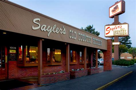 saylers country kitchen american restaurant portland - Sayler S Country Kitchen