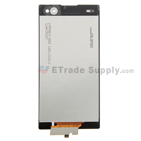 Lcd C3 sony xperia c3 lcd screen and digitizer assembly white etrade supply