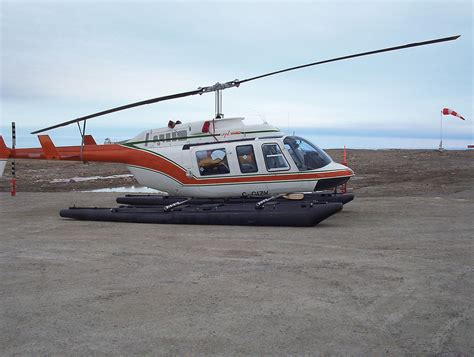 Helicopter Bell 206 universal helicopters