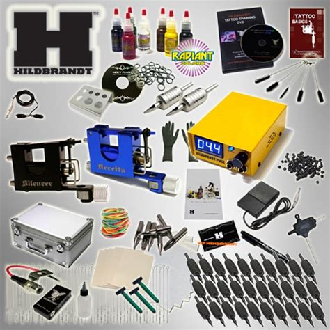 tattoo kits canada hildbrandt advanced rotary tattoo kit new tattoo kit