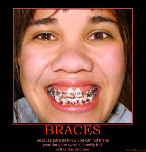 Braces Memes - pin demotivational posters dont cross the memesjpg on