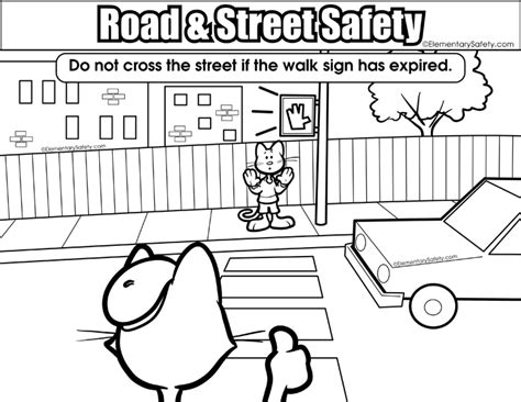 colouring pages for road signs coloring page traffic