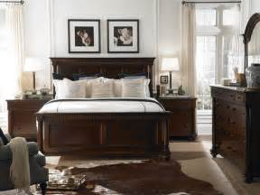 Dark Wood Bedroom Set Ideas Master Bedroom Decorating Ideas Which Can Provide