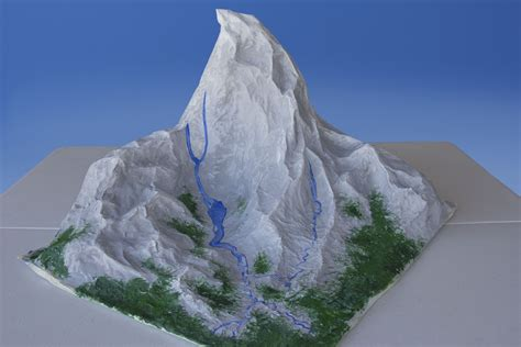 What Can You Make Out Of Paper Mache - how to make a mountain out of paper mache paper mache