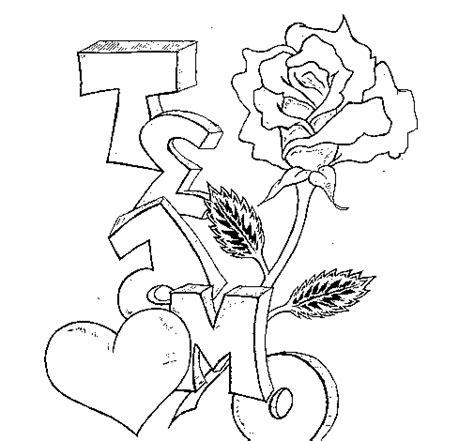 imagenes para dibujar tristes de amor dibujos amor para colorear con frases rom 225 nticas dibujos