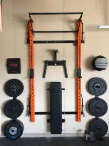 Home Workout Studio Design best 25 weight rack ideas on pinterest workout room
