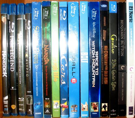 Tabita Set By Briseis Collection o0andy0o s home theater gallery my bluray dvd collection