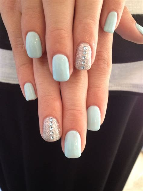 tiffany blue office on pinterest pedicure salon ideas top 25 best nail designs with glitter ideas on pinterest