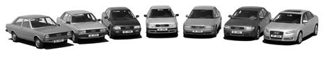 audi history timeline quattroworld forums here s a a4 history lesson