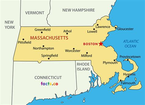 map massachusetts massachusetts map maps