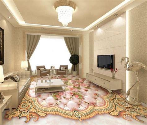 Wallpaper Murals 3d Stereoscopic Soft Bag Roses Living Room Tv Wa 3d floor wallpaper custom photo soft bag marbles hd