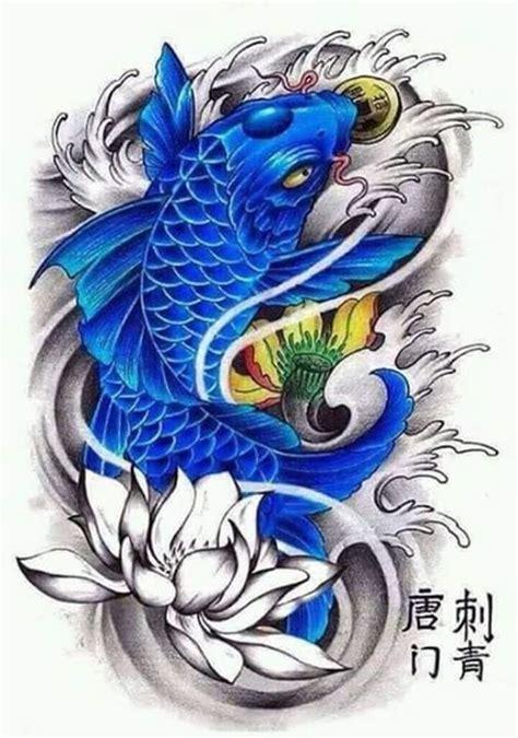 koi tattoo logo resultado de imagen para tatuajes pez koi negro decor
