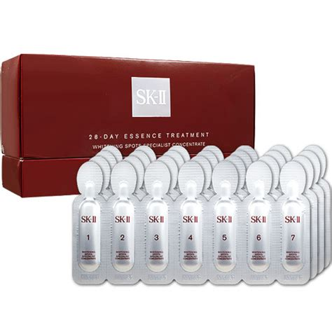 Sk Ii Whitening Spots Specialist Concentrate bộ trị n 225 m sk ii whitening spots specialist concentrate