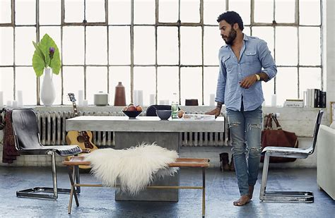 Lenny Kravitz Interior Design by Chairs From Cb2 And Kravitz Design By Lenny Kravitz Decoist