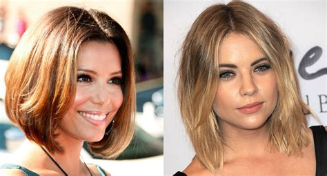 middle part bob hairstyle 7 simply best bob hairstyles that you should know for 2017