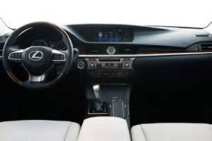 Lexus Es Interior 2016 Lexus Es 350 Gets Updated Style And New Features