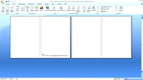 microsoft card template greeting card template word 2010 besttemplates123