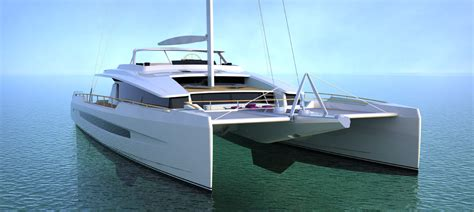 catamaran without sails long island 100 sailing catamaran jfa yachts