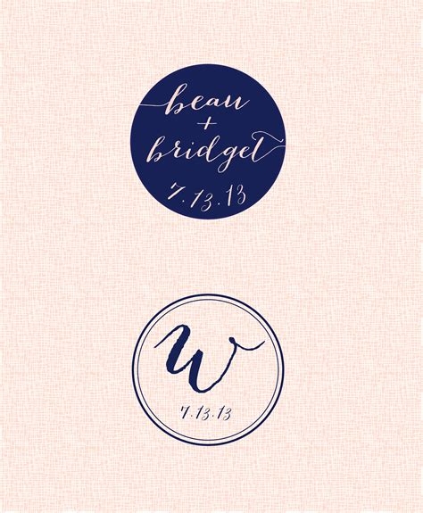 Wedding Branding by Wedding Branding On Behance
