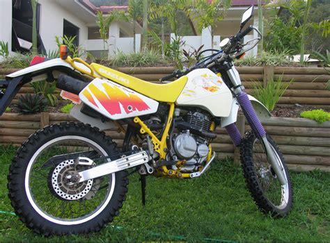 1990 Suzuki Dr350 Dirtbike Rider Picture Website