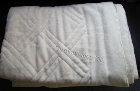 Cotton Quilted Blankets China 100 Cotton Blanket With Quilted Pattern China