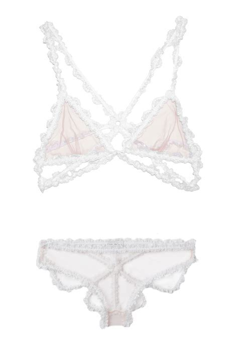 10 Non Cliche Bridal Lingerie Sets   Sexy Wedding Lingerie