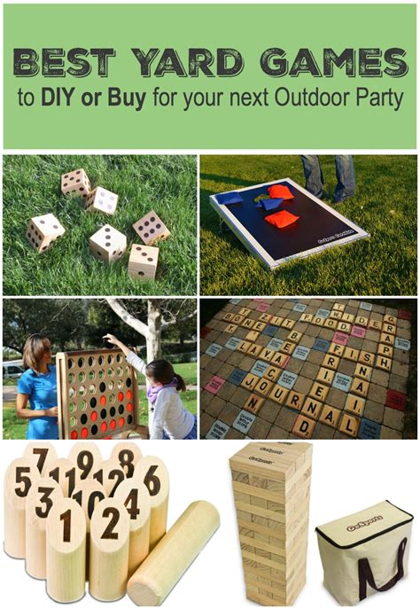 best backyard games best yard games for an outdoor party sometimes homemade