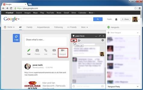 themes for google hangouts how to present powerpoint presentations using google hangouts