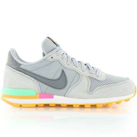 nike internationalist  schuhe grau rose outlet