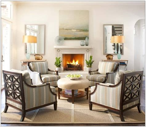 Living Room Sitting Chairs Design Ideas Create Magic With Four Chairs In Living Room
