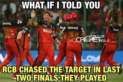 Rcb Memes - ipl memes trolls and funny photos cricshoot