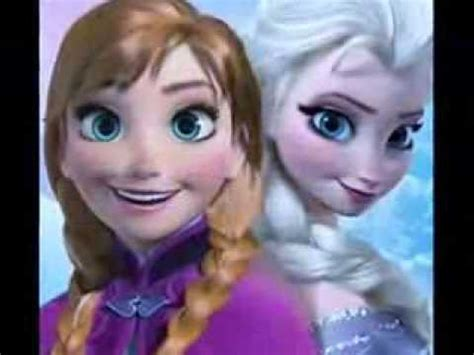 frozen in hot frozen hot n cold anna and elsa youtube