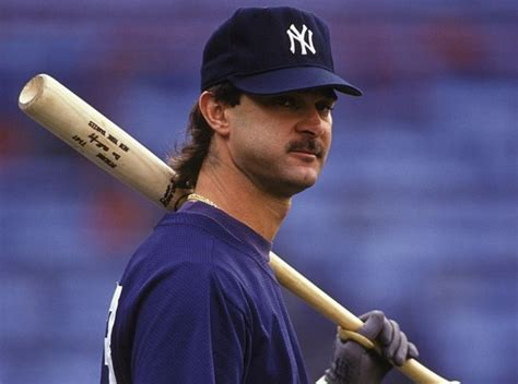 Don Mattingly the time don mattingly s hair almost caused a disaster