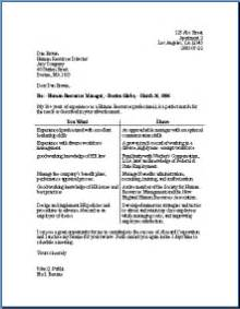 Two Column Cover Letter by Cover Letter Virtualjobcoach Page 2
