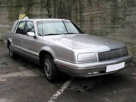 find used 1993 chrysler 5th ave in miamisburg ohio united states for us 3 000 00 service manual 1993 chrysler fifth ave crankshaft repair buy used 1993 chrysler imperial