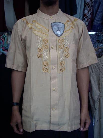Koko Jubah Lengan Pendek Al Amwa koko lebaran bursa al qowam