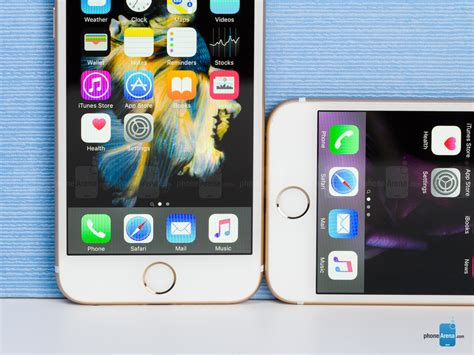 apple iphone 6s vs iphone 6 battery and conclusion phonearena