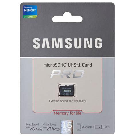 Samsung Micro Sd Class 68 Gb Original 100 samsung uhs 1 class10 pro micro sdhc 16gb memory card for
