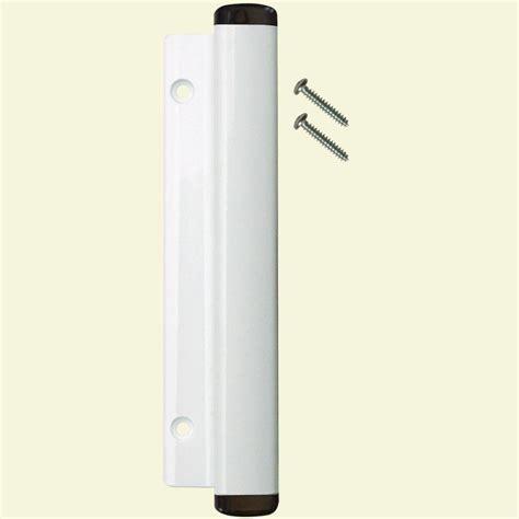 Lockit Black White Sliding Door Handle 200200100 The Lockit Bolt Sliding Glass Door Lock
