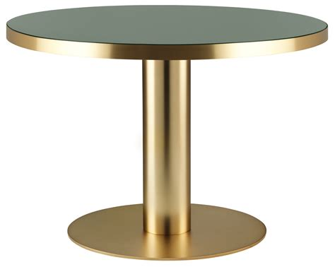 green table l base gubi tables 2 0 glass table top gubi