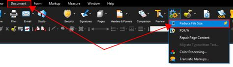 compress pdf in bluebeam how to reduce pdf file size using bluebeam revu bohdee